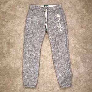 Sweatpants from Abercrombie